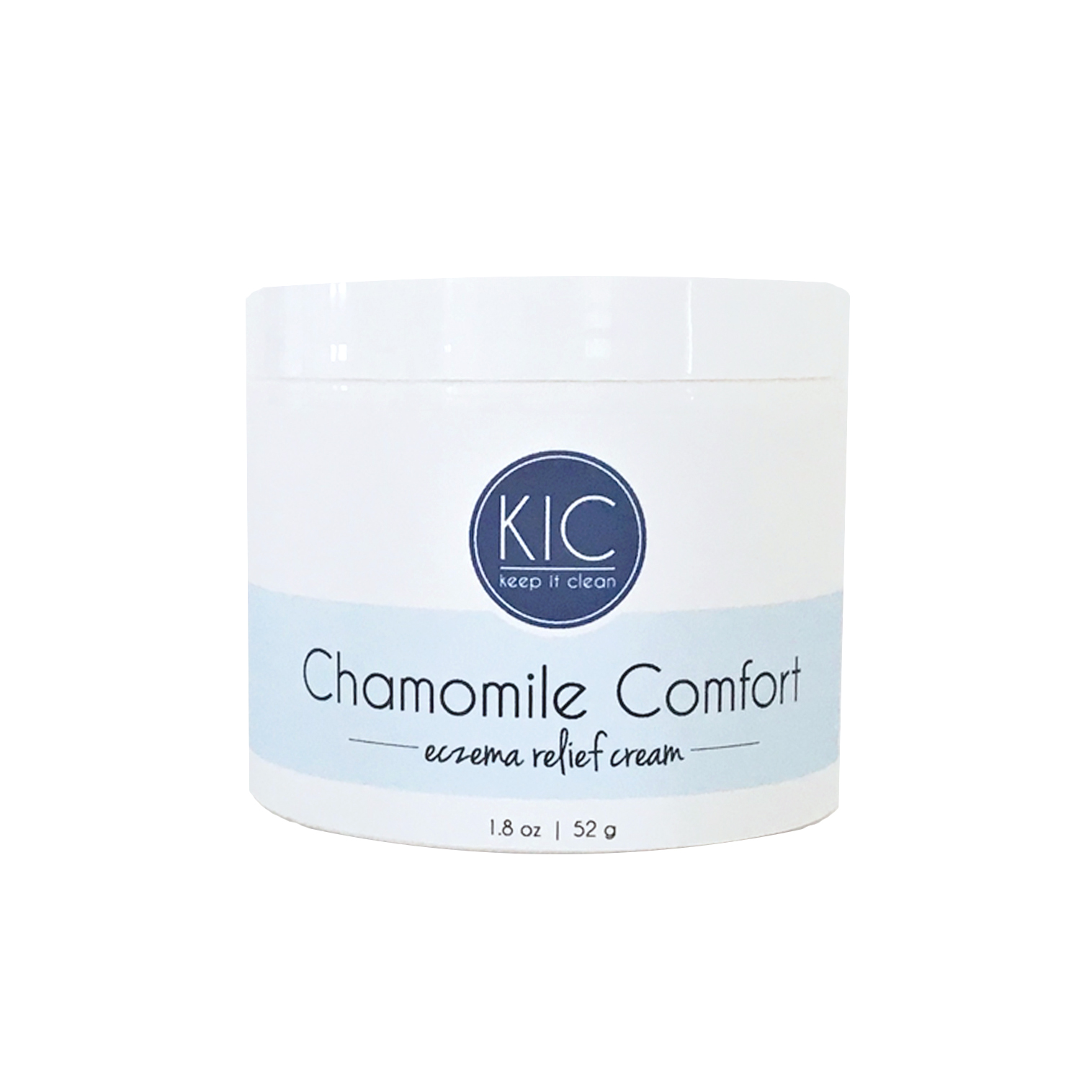 Eczema Relief Cream Chamomile Oatmeal Keep It Clean